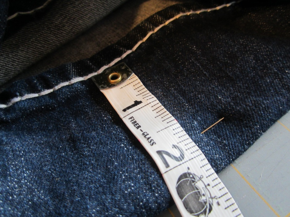 hem those jeans