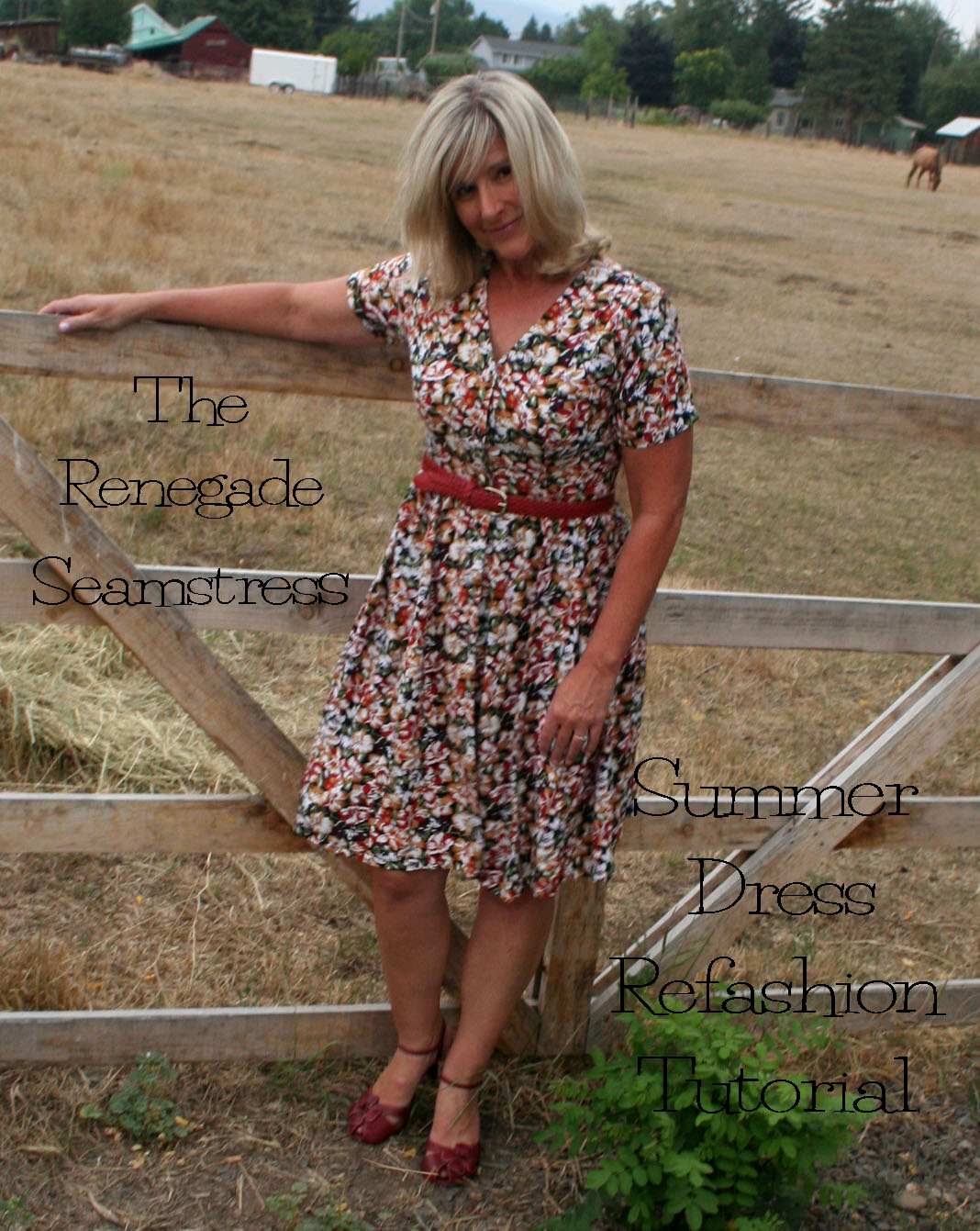 Rustic Wedding Bride Dress Mother of the Barn