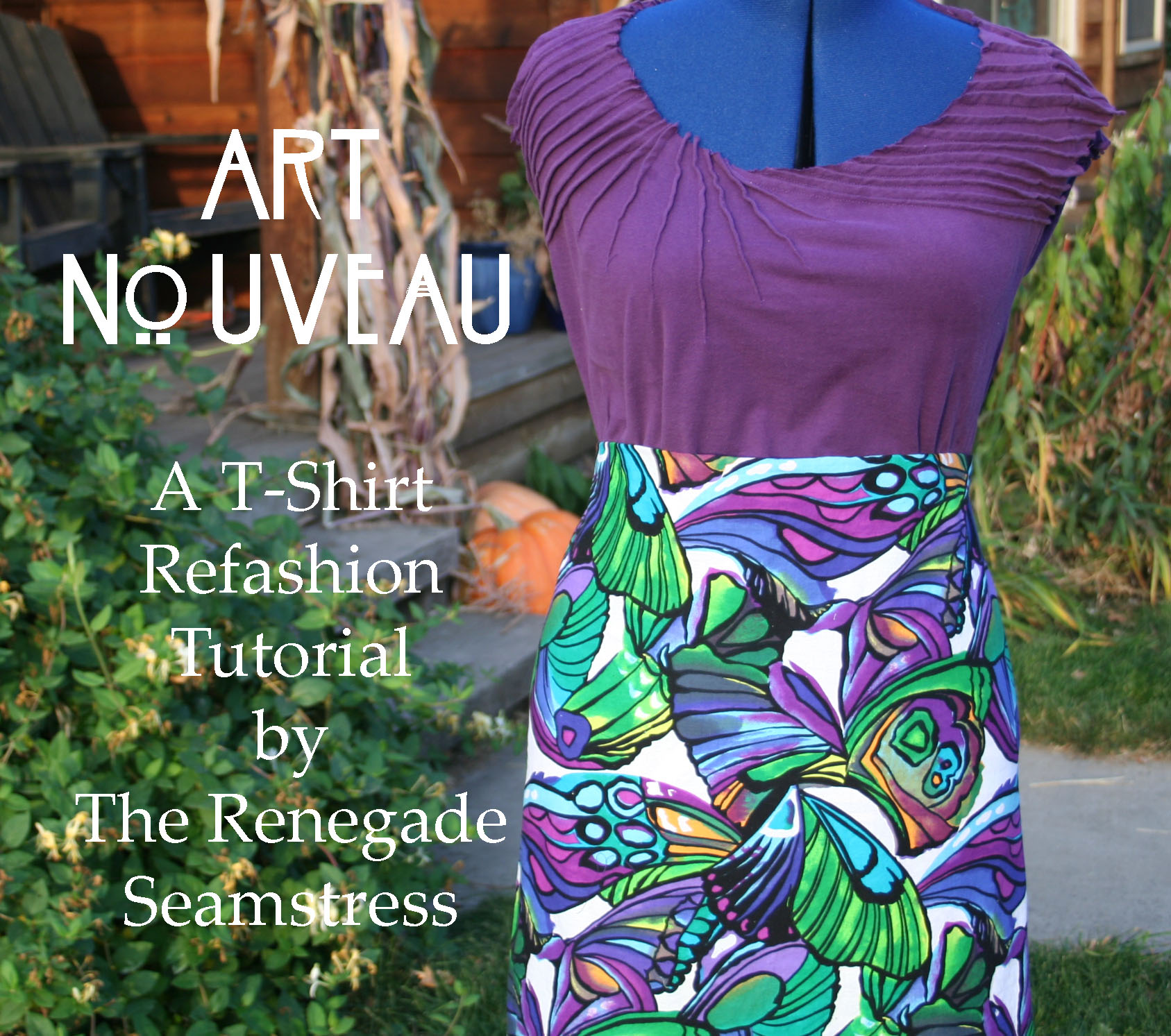 tutorials the renegade seamstress