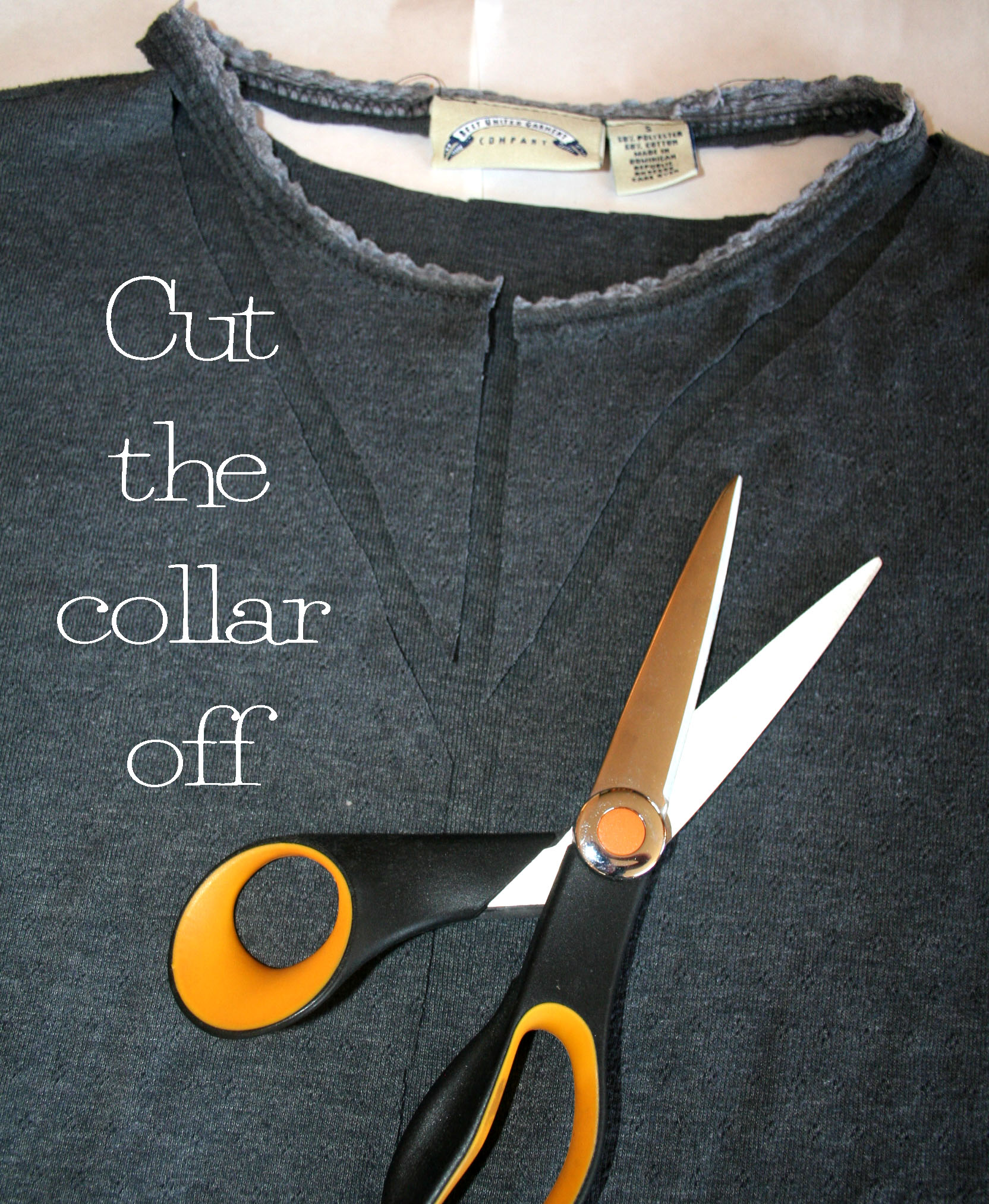 Cut shirt designs tutorial