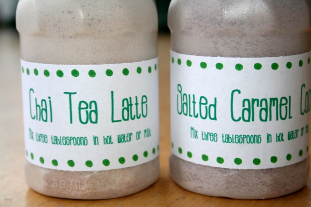 Chai Tea Latte Mix Gift