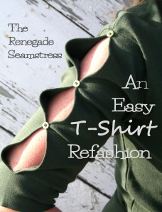 T-Shirt Refashion Tutorial13