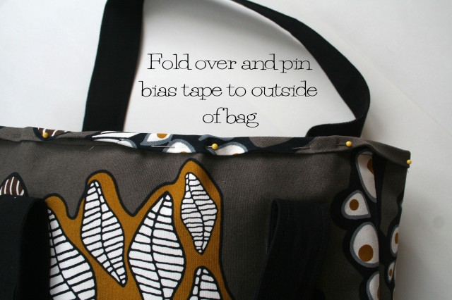 A Totebag Tutorial