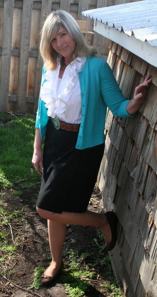 Dress for change week