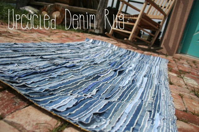 Que Linda Recycled Denim23