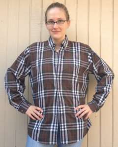 Week 1 Plaid-Carissa-Before
