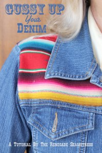 DenimSerapeJacket