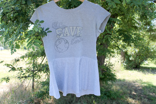 DIY-Peplum-T-Shirt-After