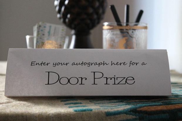 door-prizes