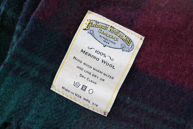 how to make a wool blanket coat