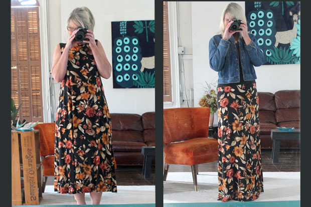 Yoga-Waistband-Maxi-Skirt-Before-and-After