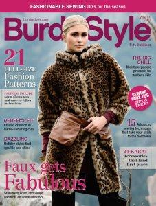 Burdastyle magazine