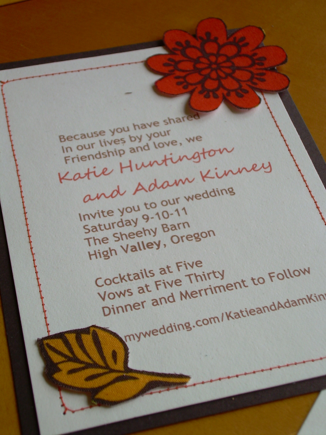 K&A Invitation 2
