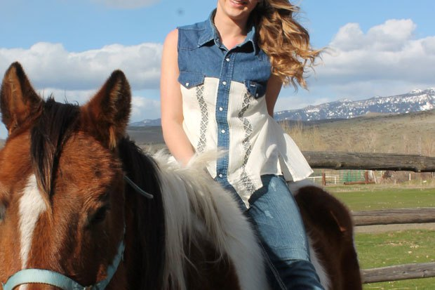 boho chic cowgirl 3