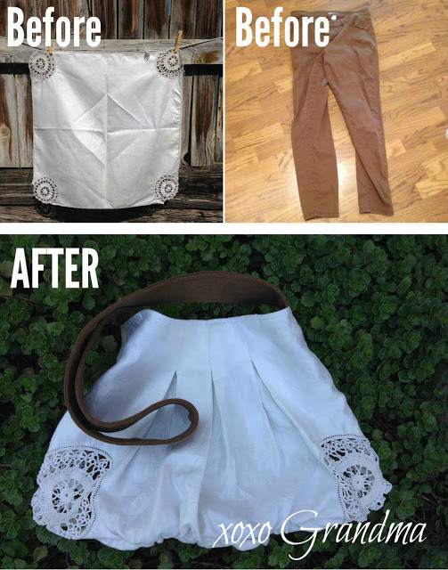 Purse Before & After_xoxo Grandma