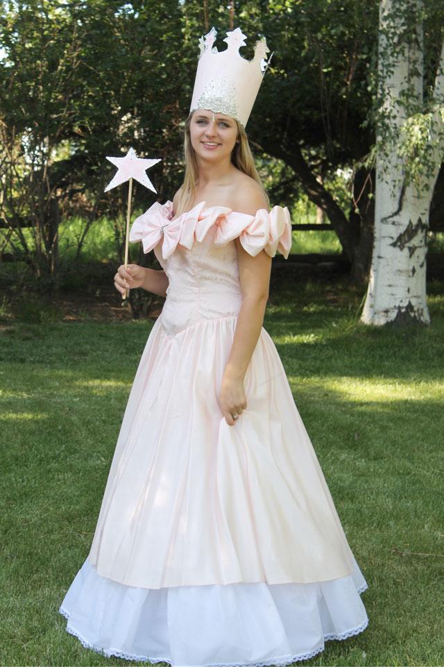 Glinda The Good Witch Coatume