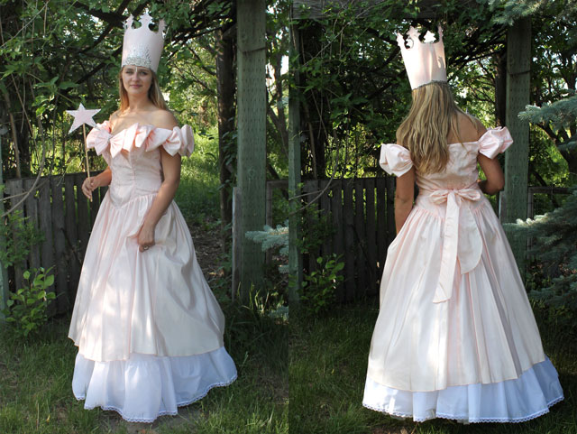 Glinda-the-Good-Witch-Front-and-back