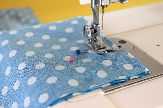 Learn to Sew: Basic Sewing Machine Stitches