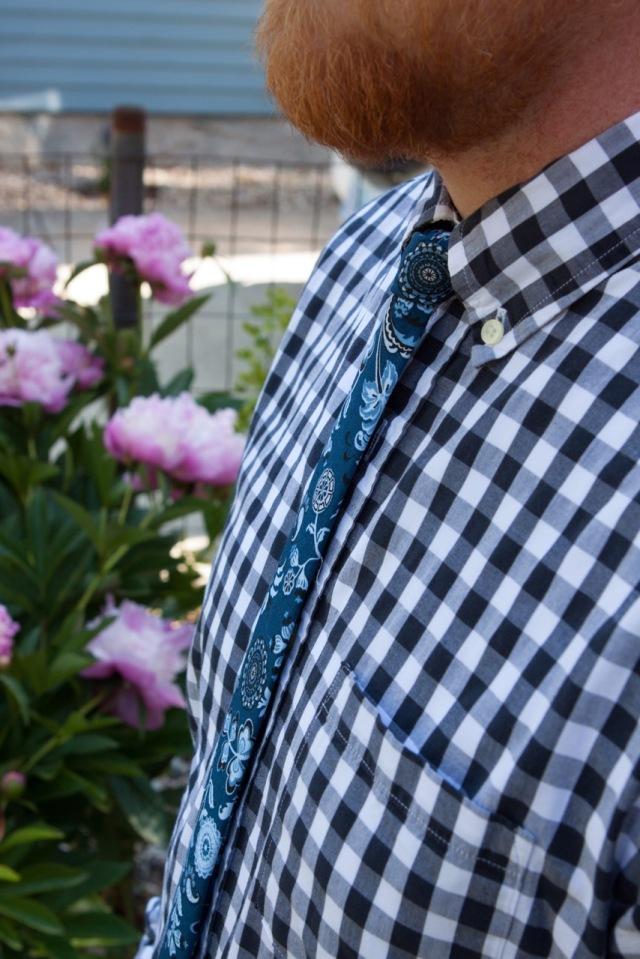 Skinny tie 2