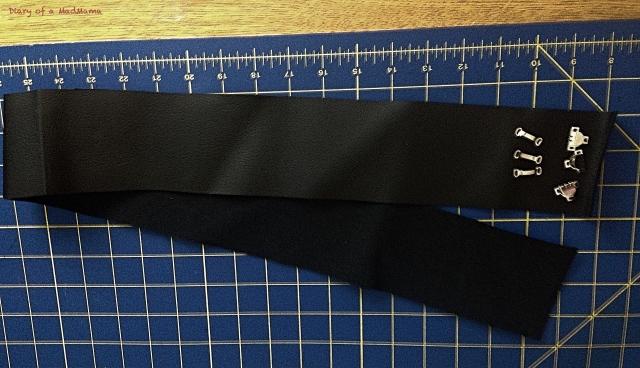 belt before pic