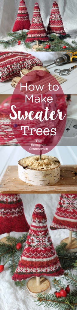 diy-sweater-trees