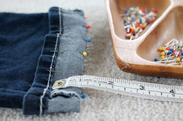 reattach-the-original-jeans-hem