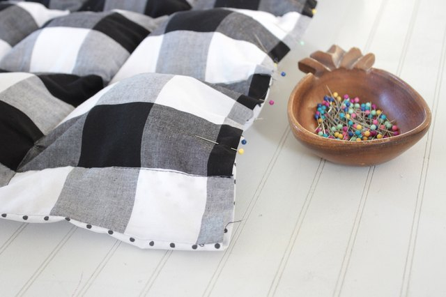 How To Sew A Weighted Blanket A New Video The Renegade