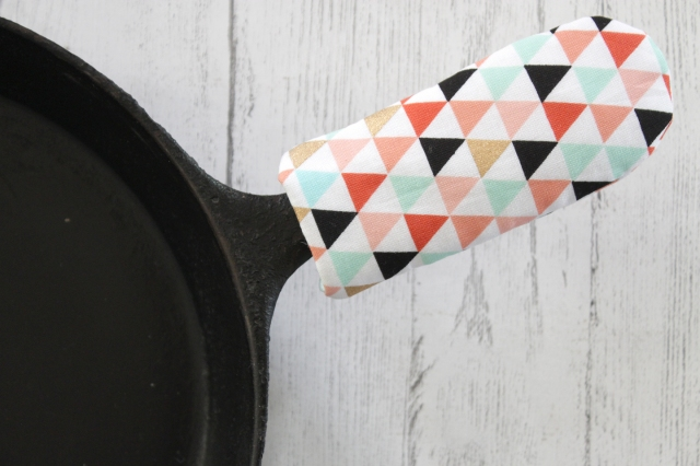 How to Sew a Skillet Handle Cover