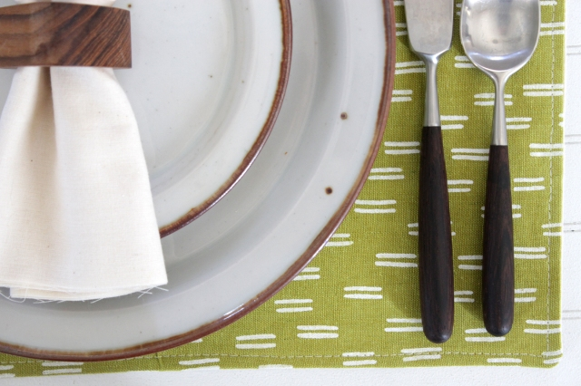 How to Make a Fabric Placemat