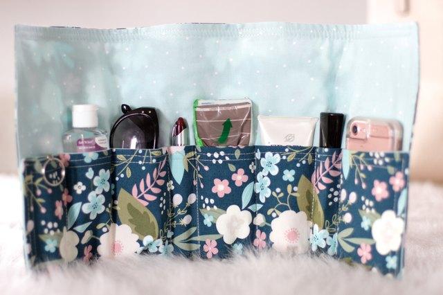 How to Make a Fabric Purse Organizer