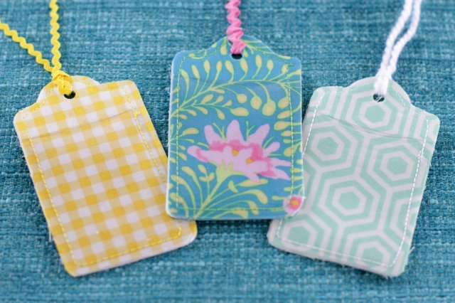 How to Make Custom Luggage Tags