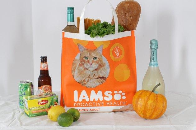 DIY Reusable Grocery Bags From Pet Food Sacks