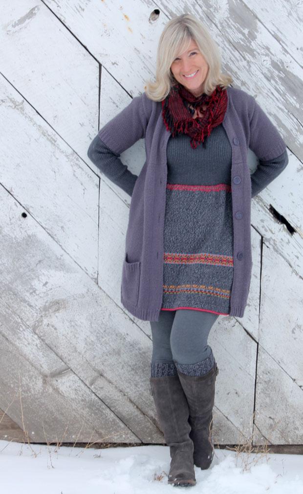 DIY Sweater Dress Instructions