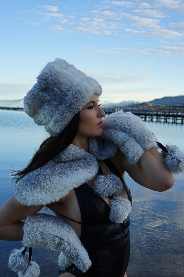 Refashion Runway Faux Fur Challenge