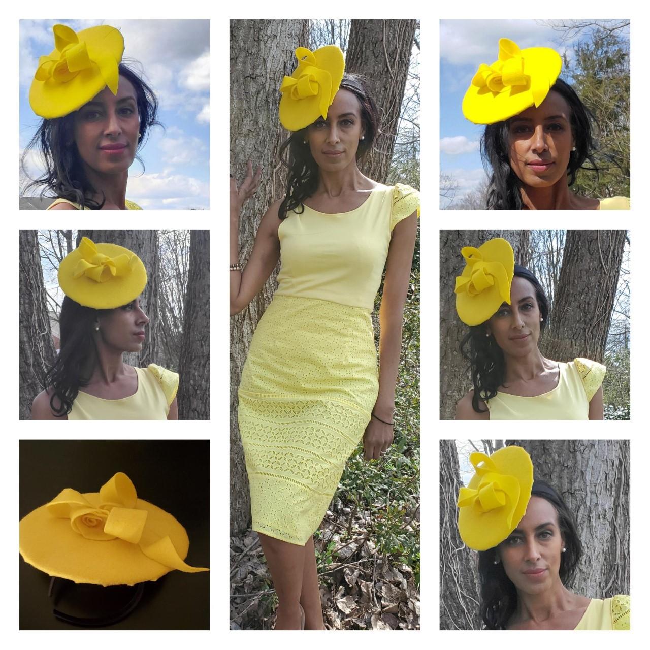 Refashion Runway Kentucky Derby Hat Challenge