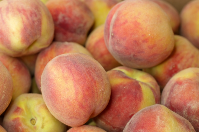 how to preserve peaches