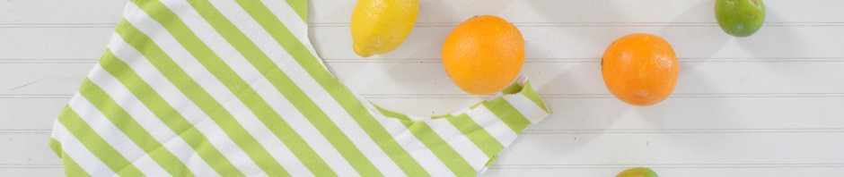 how to make a no-sew produce bag from a t-shirt